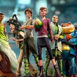 Το Μυστικό Βασίλειο του Δάσους (Epic 3D)