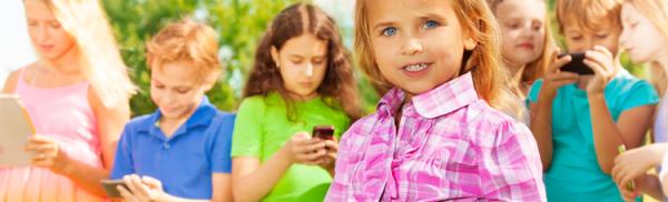 Παιδί και κινητό τηλέφωνο