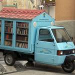 BIBLIOMOTOCARRO: A Beautiful Italian Idea («Βιβλιο-τρίτροχο», μία υπέροχη ιταλική ιδέα!)
