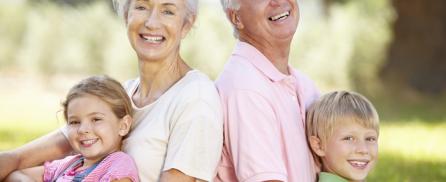 Ο ρόλος του παππού και της γιαγιάς