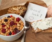 Εξετάσεις: μικρά συχνά γεύματα + μικρά συχνά διαλείμματα