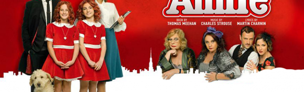 To musical «Annie» έρχεται στη Λάρνακα, 3-5 Ιουλίου 2014