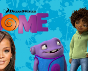 Η Rihanna στη νέα ταινία κινουμένων σχεδίων «Home» της Dreamworks