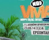 Mad VMA 2014 by Airfasttickets! Οι LIVE εμφανίσεις!