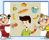 Επτά κύρια θρεπτικά συστατικά για τους μικρούς μας φίλους
