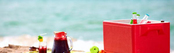 Πάμε παραλία έχοντας μαζί μας τα απαραίτητα σνακ!