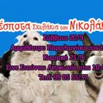 Τα 101 ΑΔΕΣΠΟΤΑ σκυλάκια του Νικολάκη!