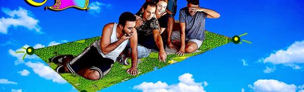 Αλαντίν, από το Θέατρο Μασκαρίνι! Έρχεται στις 28 Σεπτεμβρίου 2014.