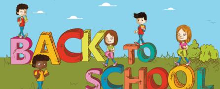 Πίσω στο σχολείο! Η νέα σχολική χρονιά μπορεί να γίνει η αρχή για νέες καλές συνήθειες.