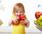 Οι φυτικές ίνες στη διατροφή των παιδιών