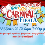 At the Carnival Fiesta – Magic Day fun park!
