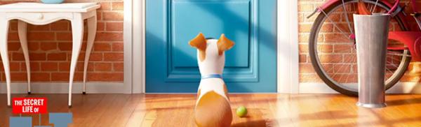 Δείτε το πρώτο απολαυστικό τρέιλερ του «The Secret Life of Pets»