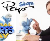25 Ιουνίου, Παγκόσμια Ημέρα των Στρουμφ (Global Smurfs Day)