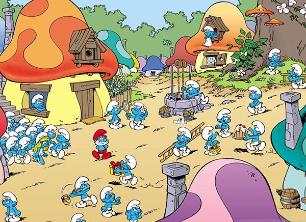 pagkosmia-imera-ton-stroumf-Global-Smurfs-Day-icon9