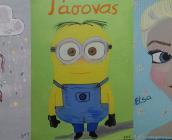 Κερδίστε έναν καμβά για παιδικό δωμάτιο με το όνομα του παιδιού σας, από το δημιουργικό εργαστήρι ENT-art!