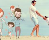 Τα παιδιά με στοργικούς και λιγότερο περιοριστικούς γονείς μεγαλώνουν πιο ευτυχισμένα
