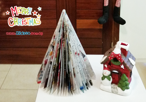 make-a-recycled-magazine-tree-ftiachnoyme-christoygenniatiko-dentro-apo-periodiko-icon16