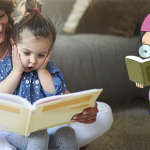 Πώς διαβάζουμε ή αφηγούμαστε παραμύθια στα παιδιά!